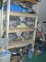収納棚製作 (3)