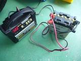 バッテリー急速充電