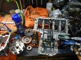 21号機腰下組み立て準備部品整備 (4)