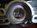 3号レーサーポート研磨完了 (1)