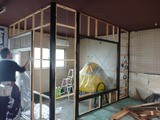 天井塗装 (4)