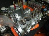 14号機エンジン塗装完了 (2)