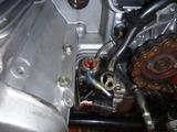1号機用特注油圧計ホース (2)