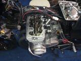 1号機510ccエンジン増し締め