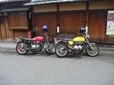京都ぶらりツーリング