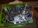 M型モンキーエンジン組立て (1)