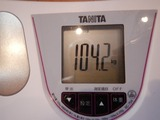 190324今朝の体重