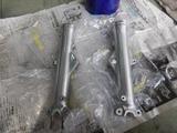 京都K様CB400フロントフォーク組み立て201229 (1)