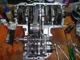 H号エンジン組立て開始 (2)
