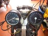 シャシー台にレーサー風電タコ… (1)