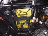 レーサー用バッテリー1号機でテスト (2)