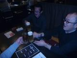 坂本エンジニアリング元従業員達との新年会 (4)