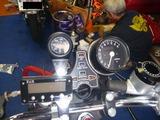 油温計取付け完了 (1)