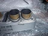まっきーレーサーエンジンVer2組立て (1)