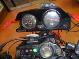 CB1100R火入れ (4)