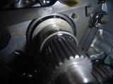 1号機乾式クラッチオイル漏れ修理2回目160818 (3)