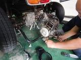 BUBU505-C駆動系完全修理完了 (1)