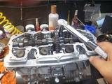 18号機エンジン組立て完了 (1)