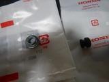CJフェンダー用プラグとセッティングカラー