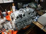 13号機用エンジン組立て完了 (2)