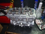 9号機エンジン組立て (2)
