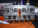 ベホリレーサーエンジン復旧作業 (3)