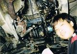 誠司22歳の頃のGS130Z (1)