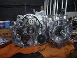 三代目号エンジン組立て腰下 (4)