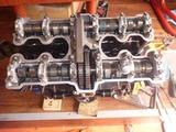 CB1100R IN側シム調整 (1)