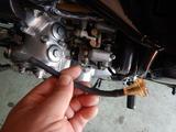 不動CB400 A様エンジン、キャブチェック (3)