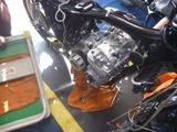 黄色い号エンジン交換 (8)
