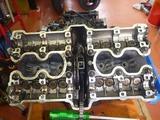 11ベースエンジン分解 (1)