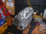 黄色い君レーサーエンジン組立て完了 (2)