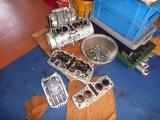 1号レーサー用CB350Fエンジン分解