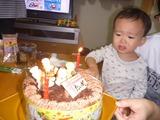 大臥2歳のお誕生日会 (3)