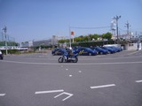 銀ちゃんとショートツーリング (2)
