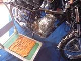 9号機エンジン復旧 (3)