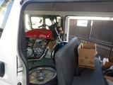 三重M様CB400国内398cc納車201208