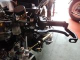 1号機油圧クラッチマスター交換 (2)