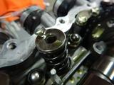まっきーR号エンジンブロー被害調査 (2)