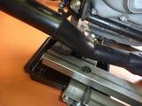 テスト用エンジンの整備 (4)