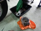 GTH号フロントタイヤ交換からのポイント故障 (5)