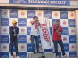 20150425鈴鹿ファン&ラン表彰台 (1)