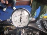 レーサーの整備 (2)
