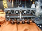 まっきーR号エンジンシリンダーヘッド下拵え (3)