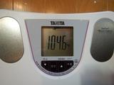 190326今朝の体重