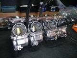 XJ400Dエンジン始動 (1)