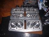 新生1号機エンジン内燃機加工完了