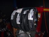 CP営業車両用タイヤ入荷