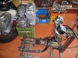 レーサーエンジンファイヤリング準備